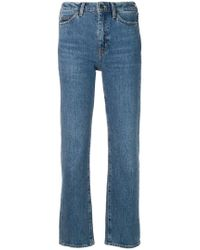 M.i.h Jeans - Daily Crop Jeans - Lyst