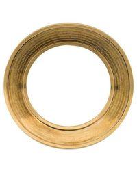 Marni - Curved Ring Brooch - Lyst