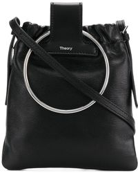 Theory - Post Shoulder Bag - Lyst
