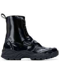 Rombaut - Combat Boots - Lyst