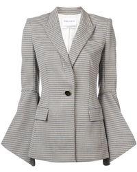 Prabal Gurung - Bell Sleeve Blazer Jacket - Lyst