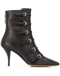 Tabitha Simmons - Dash Buckled Ankle Boots - Lyst