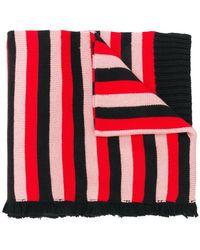 Sonia Rykiel - Long Striped Scarf - Lyst