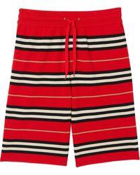 Burberry Shorts aus Merinowolle