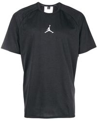 7fd6a35b298d Nike Gym T-shirt in Black for Men - Lyst