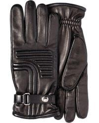 Prada - Handschuhe mit Ziernähten - Lyst