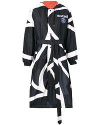 Koche - Hooded Raincoat - Lyst