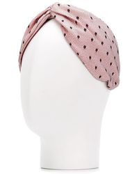 RED Valentino - Mesh Hair Bow - Lyst