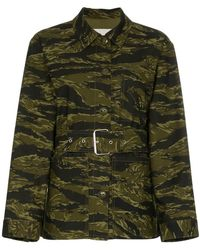 Proenza Schouler - Giacca camouflage - Lyst