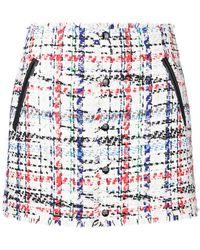 Rag & Bone - Tweed Mini Skirt - Lyst
