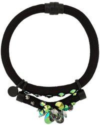 Osklen - Green Necklace - Lyst