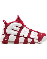 Supreme - Air More Uptempo / Nike X Trainers - Lyst