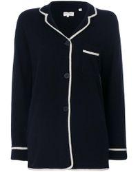 Chinti & Parker - Cashmere Knit Pyjama Top - Lyst