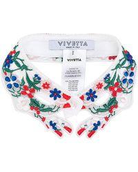Vivetta - Bruni Collar - Lyst