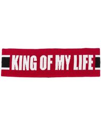 Dolce & Gabbana - King Of My Life Headband - Lyst