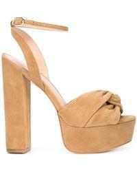 Rachel Zoe - Platform Heel Sandals - Lyst