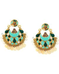 Gas Bijoux - Eventail Earrings - Lyst