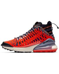 Nike - Red Air Max 270 Ispa High Top Sneakers - Lyst
