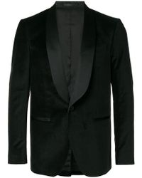Mauro Grifoni - Classic Fitted Blazer - Lyst