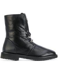 Giuseppe Zanotti - Fortune Boots - Lyst