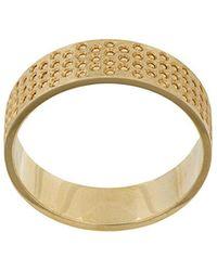Savoir Joaillerie - 14kt Yellow Gold Lui Ring - Lyst