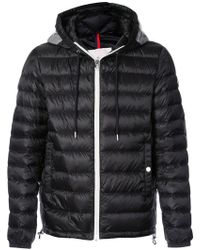 Moncler - Padded Hooded Jacket - Lyst
