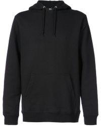 Stussy - Classic Hooded Sweatshirt - Lyst
