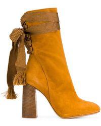 Chloé - Harper Boots - Lyst
