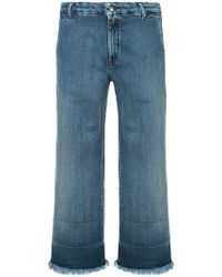 The Seafarer - Cropped Jeans - Lyst