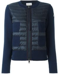 Moncler - Hooded Puffer Jacket - Lyst