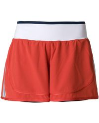 adidas By Stella McCartney - Training High Intensity Two-in-one Shorts - Lyst