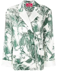 F.R.S For Restless Sleepers - Tropical Print Top - Lyst