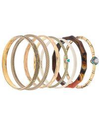 Iosselliani - Elegua Set Of Bracelets - Lyst