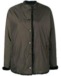 Aspesi - Four Fur Lined Jacket - Lyst