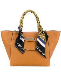 Ermanno Scervino - Scarf Shopper Bag - Lyst