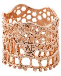 Aurelie Bidermann | 'vintage Lace' Ring | Lyst