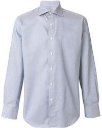 Canali | Modern Fit Shirt | Lyst