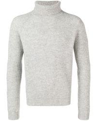 Zanone - Turtleneck Sweater - Lyst
