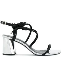 3.1 Phillip Lim - Lace-tied Sandals - Lyst