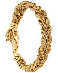 Emanuele Bicocchi | Braided Style Bracelet | Lyst