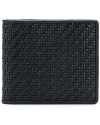 Ermenegildo Zegna - Weave Style Wallet - Lyst