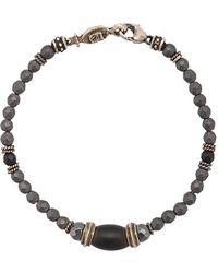 Roman Paul - Roundels Bracelet - Lyst