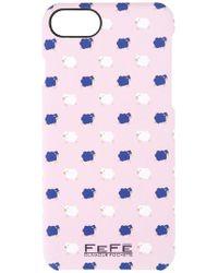 Fefe - Sheep Print Iphone 6 Case - Lyst