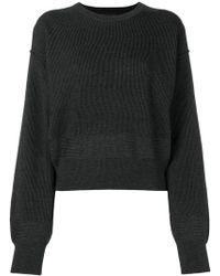 Diesel Black Gold - Argyle Knit Jumper - Lyst