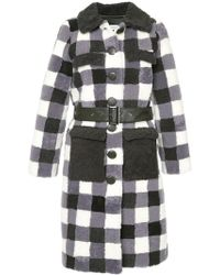 Saks Potts - Lunis Coat - Lyst