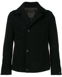 Transit - Buttoned Jacket - Lyst