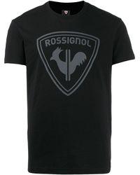 Rossignol Logo T-shirt - Black