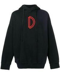 Damir Doma - X Lotto Logo Print Hoodie - Lyst
