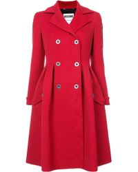 Moschino - Double Breasted Frock Coat - Lyst