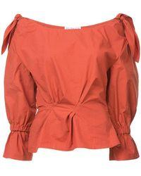 Rejina Pyo | Michelle Poplin Shirt | Lyst